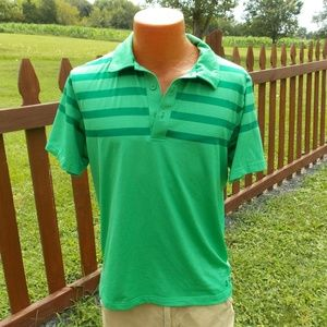 Under Armour Mens Polo Golf Shirt Size Large